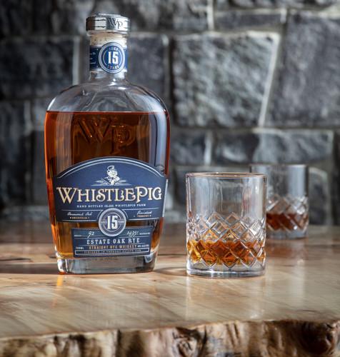 WhistlePig 15 Yr