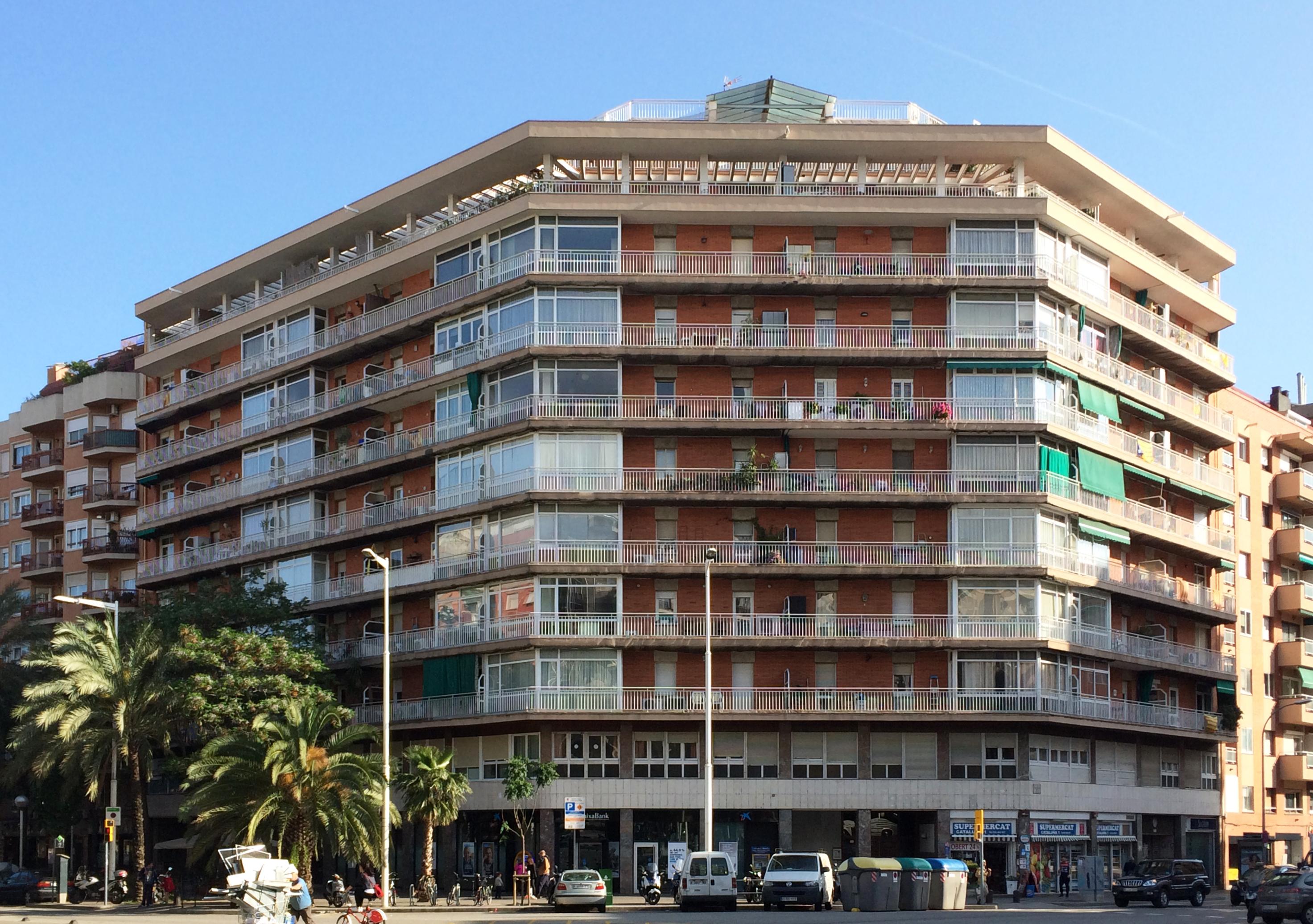 Reparació de façana