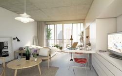 100 Habitatges Dotacionals