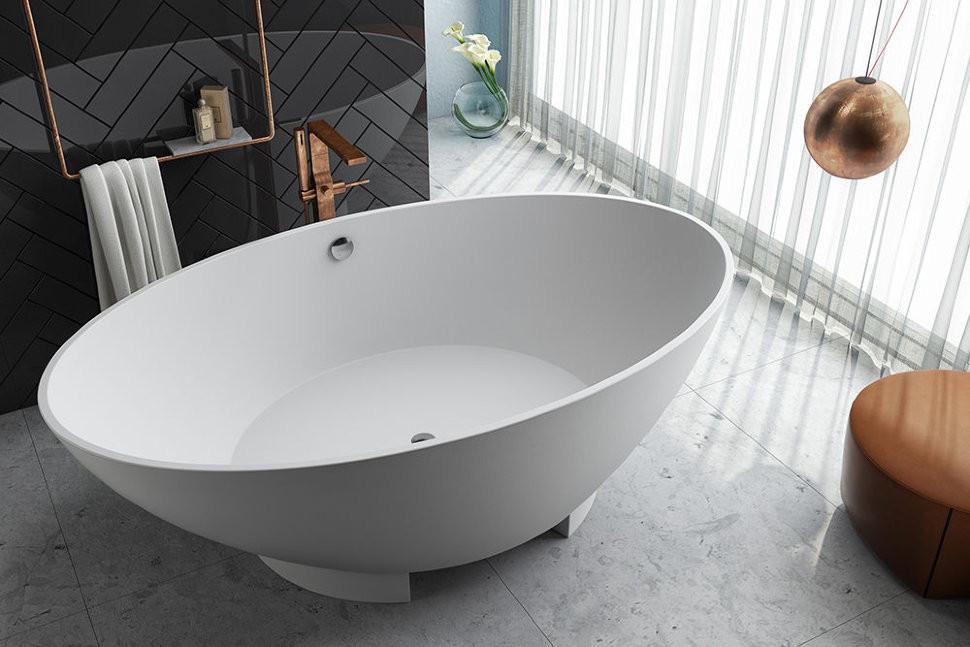 Ванная из искусственного камня