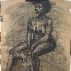 i went to figure drawing club