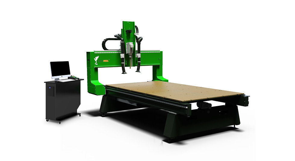 4-axis cnc router