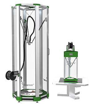 large volume 3D printers that bring high speed, high detial 3d printing