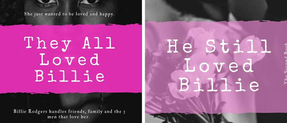 PAPERBACK Bundle Deal| They All Loved Billie & He Still Loved Billie