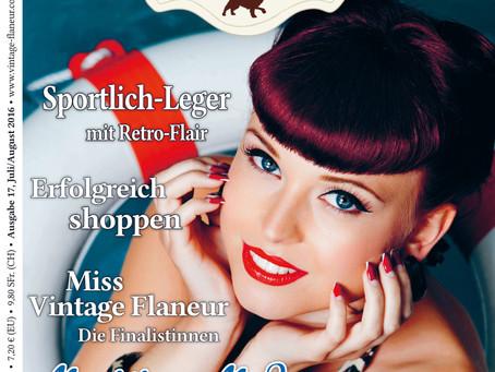 Der Vintage Flaneur Ausgabe 17