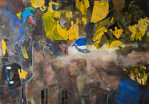 Diego Cortés. Untitled 4 1/2