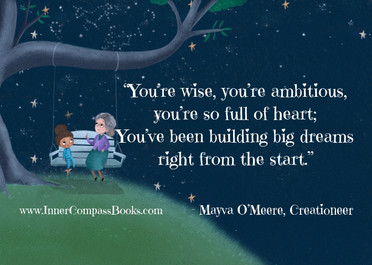 """""""You are wise, you're ambitious, you'"""