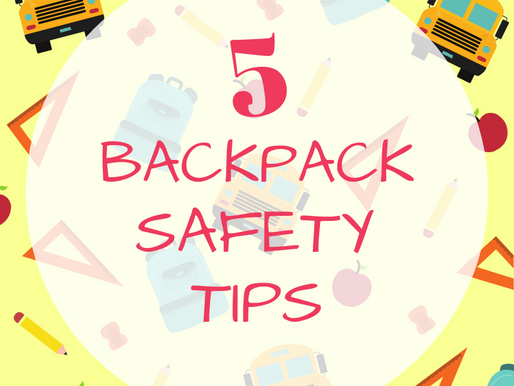 5 Backpack Safety Tips for Your Kids