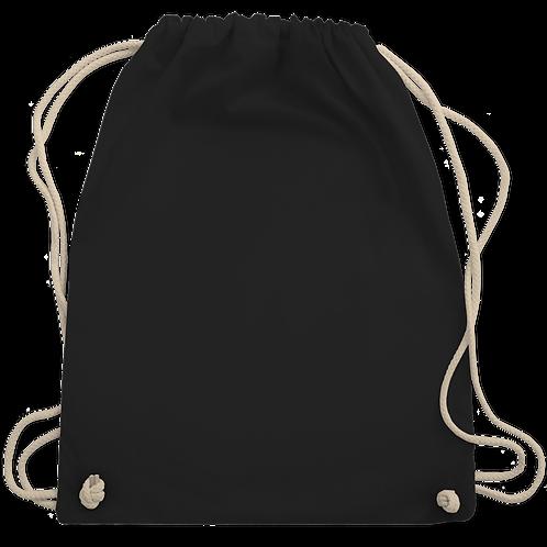 Turnbeutel Tasche unisex - Westford Mill WM110 - Farbe Schwarz