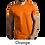 Premium T-Shirt Herren - Promodoro E3000 - Farbe Orange