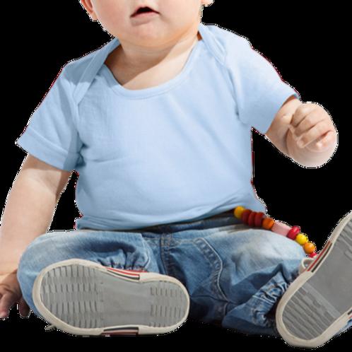 Baby T-Shirt - Promodoro E110B - Farbe Hellblau