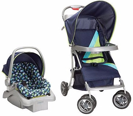 Travel System with Infant Car seat