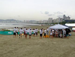 Veja como foi o 1º Festival Interno Canoa Caiçara
