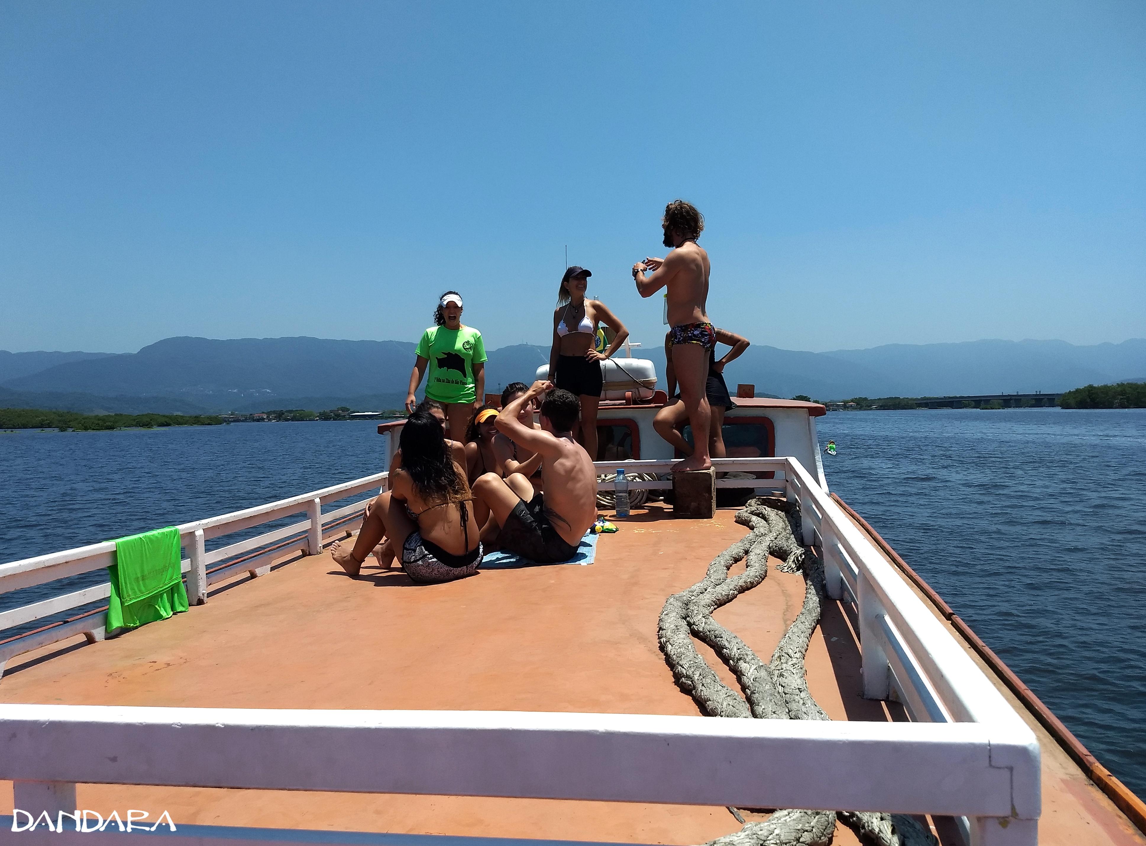 Volta na Ilha de São Vicente