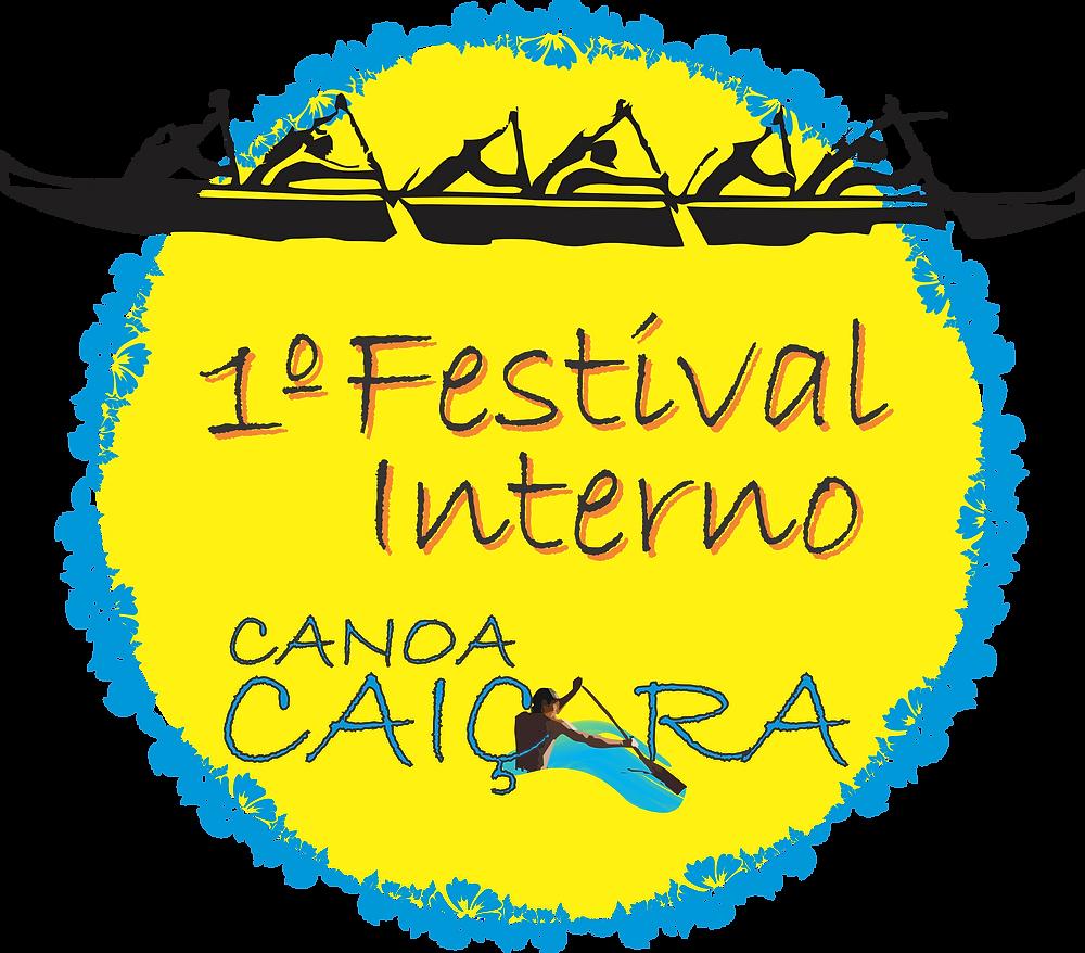 1º Festival Interno Canoa Caiçara