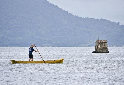 Canoa Caiçara, aulas de canoagem, aulas de canoagem em Santos, canoagem, estudo do meio, passeios de canoa havaiana, treinamento corporativo, treinamento outdoor, outdoor trainning, canoagem havaiana, canoagem oceânica, canoagem em Santos, Canoa havaiana, Belika, Canoa caiçara legitima, Aula de Canoa Havaiana, Canoa Caiçara