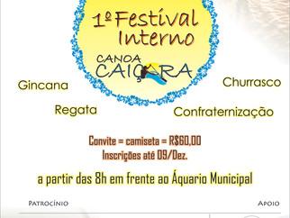 Folder do Festival