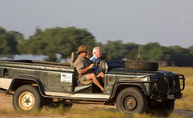 Nick Murray & Sir David Attenborough