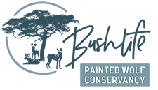 Bushlife Painted Wolf Conservancy Logo -