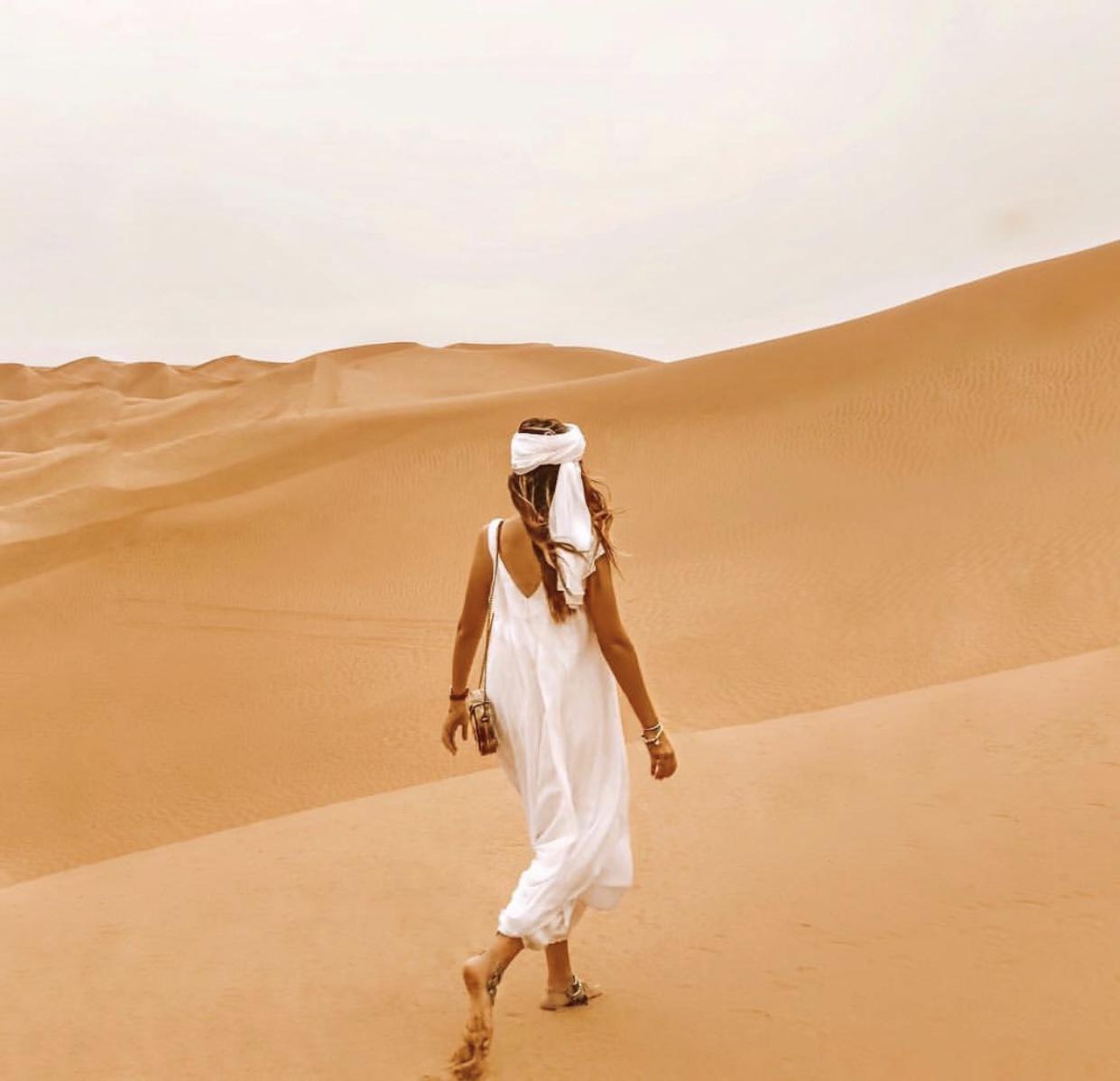 El Sahara - Marruecos