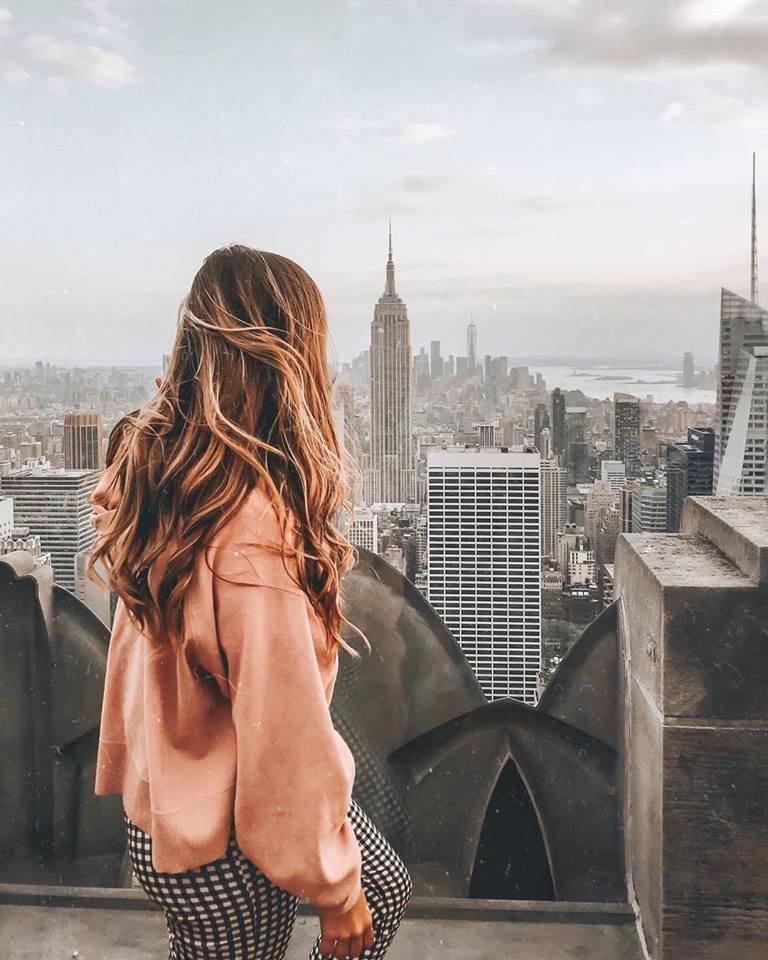 Nueva York - Top of the Rock.