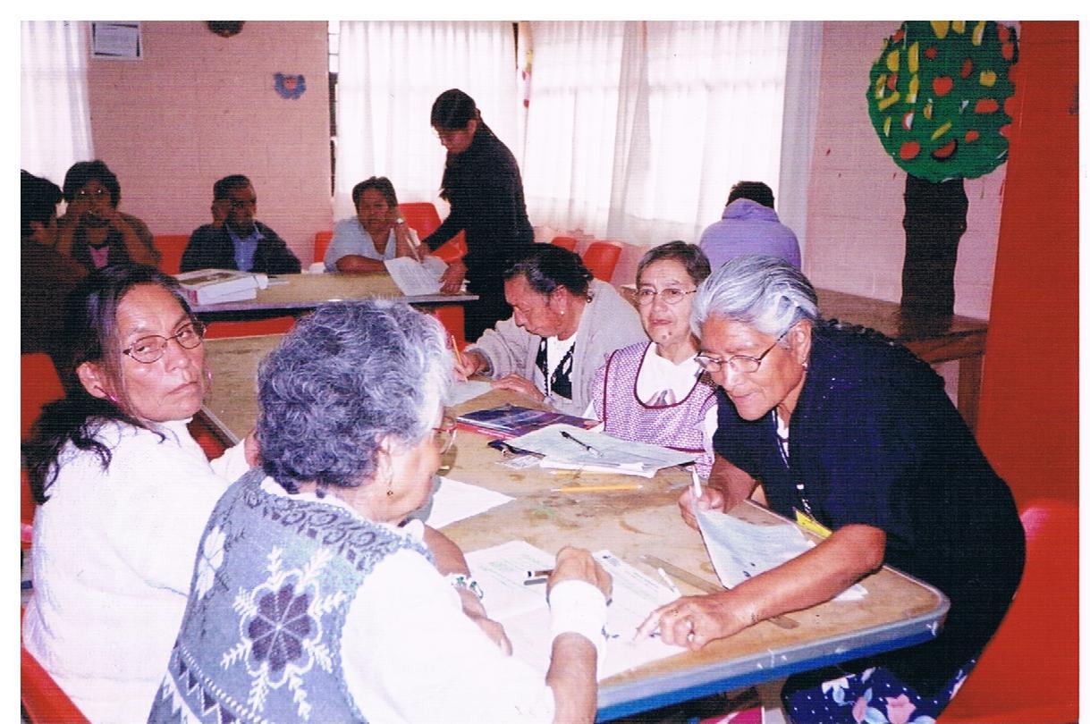 Alfabetización y educación básica 4