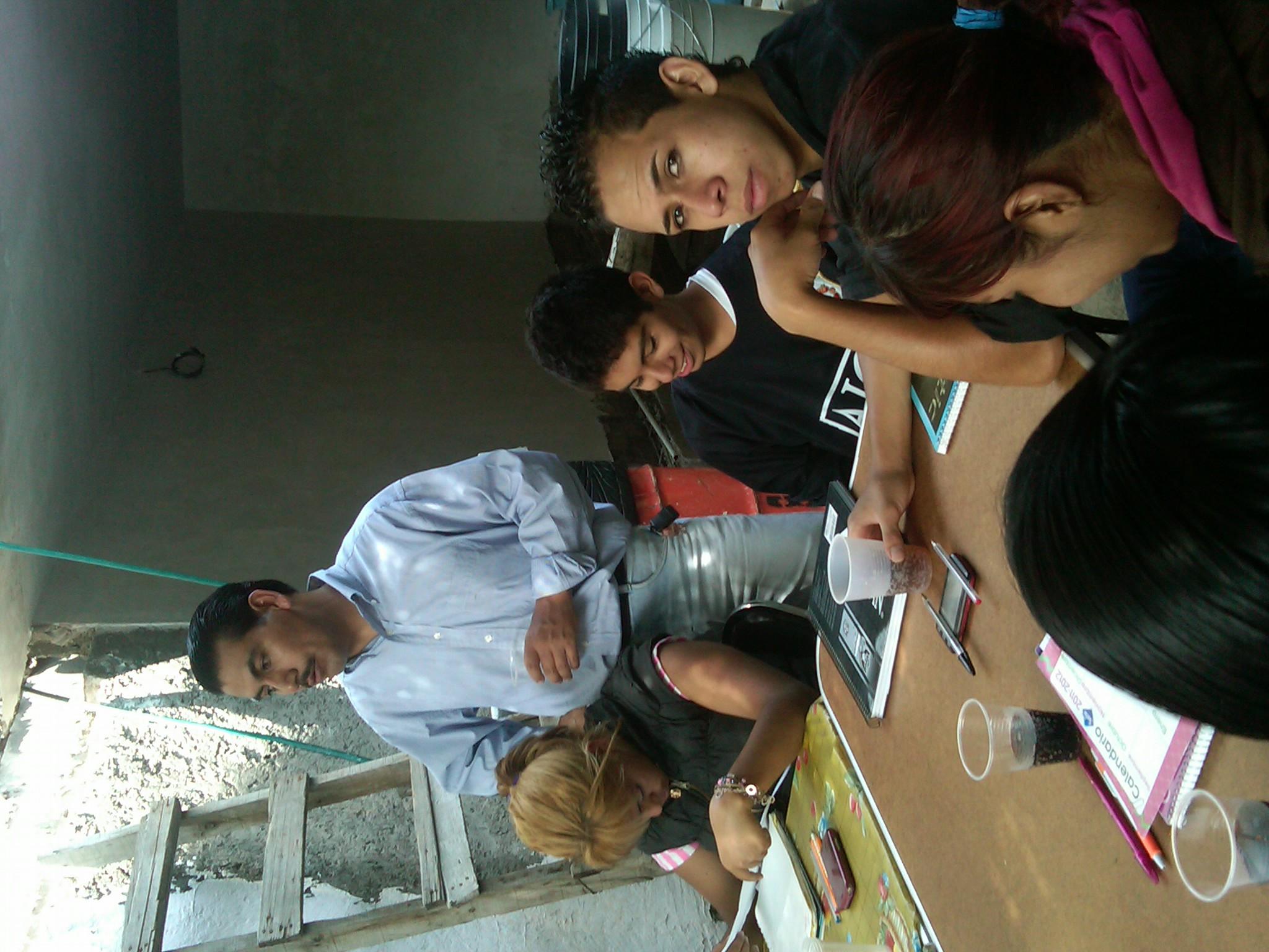 Clases, educación básica 1