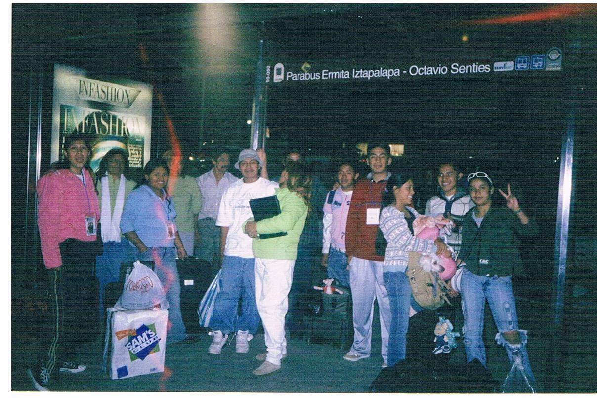 Seminario de derechos humanos, parque Fundidora, Monterrey NL 1