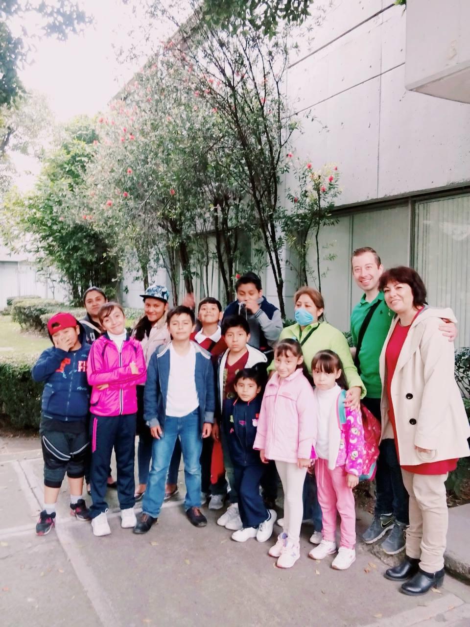 Visita a la FCPyS-UNAM