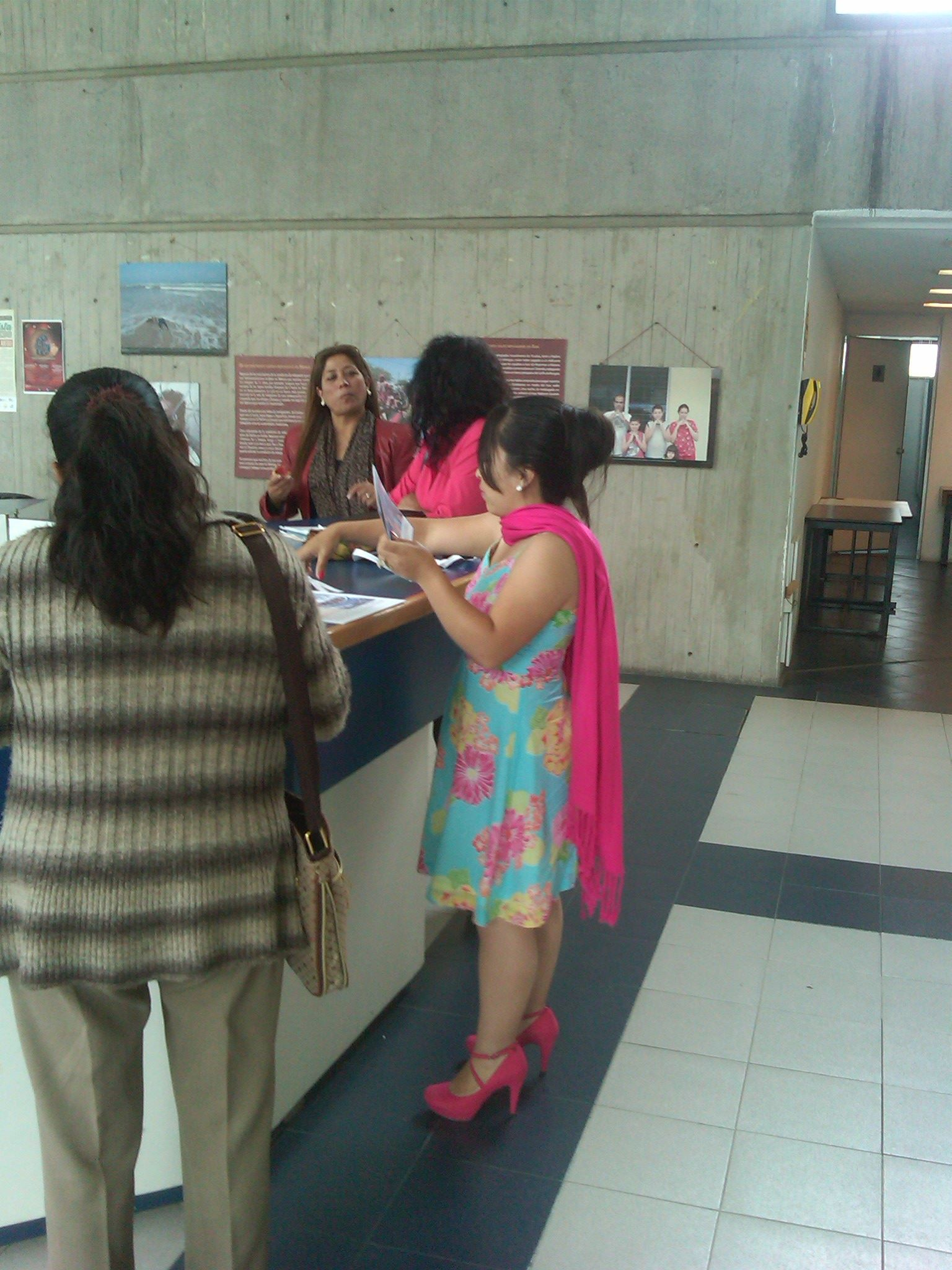 1er Modelo de Naciones Unidas, FCPyS-UNAM 1