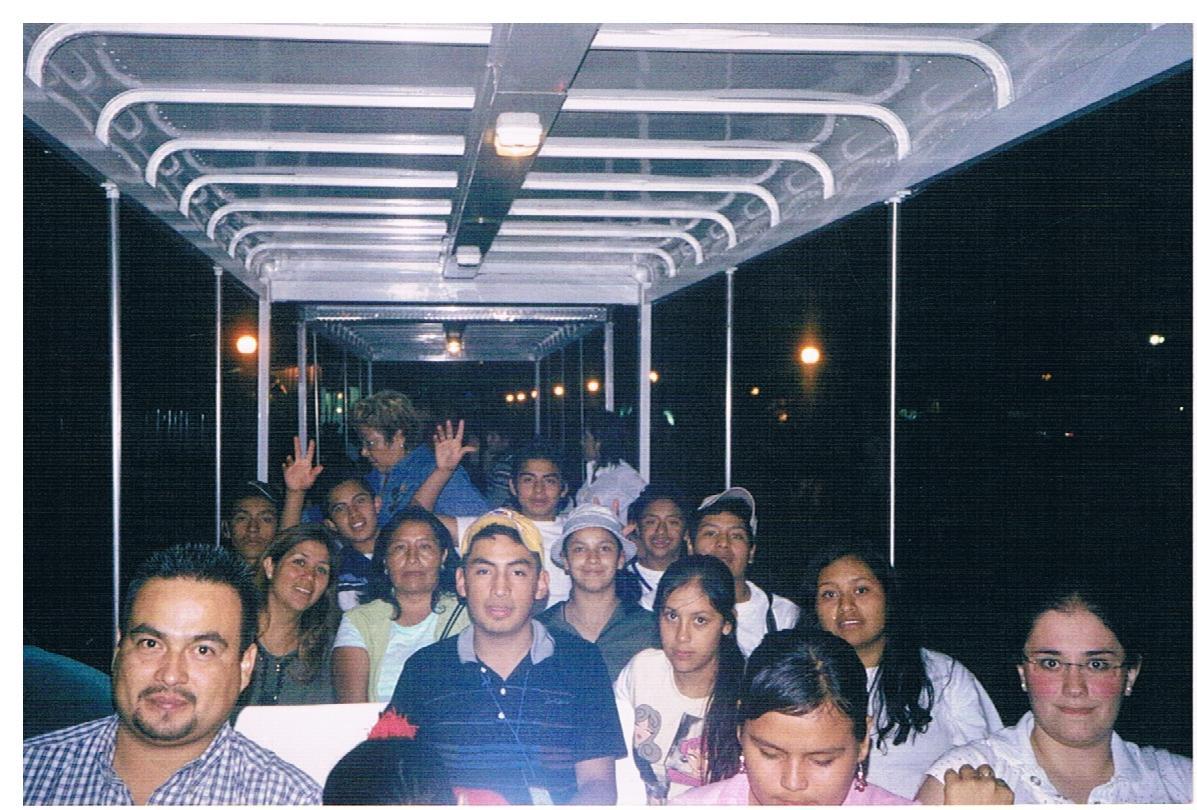 Seminario de derechos humanos, parque Fundidora, Monterrey NL 3