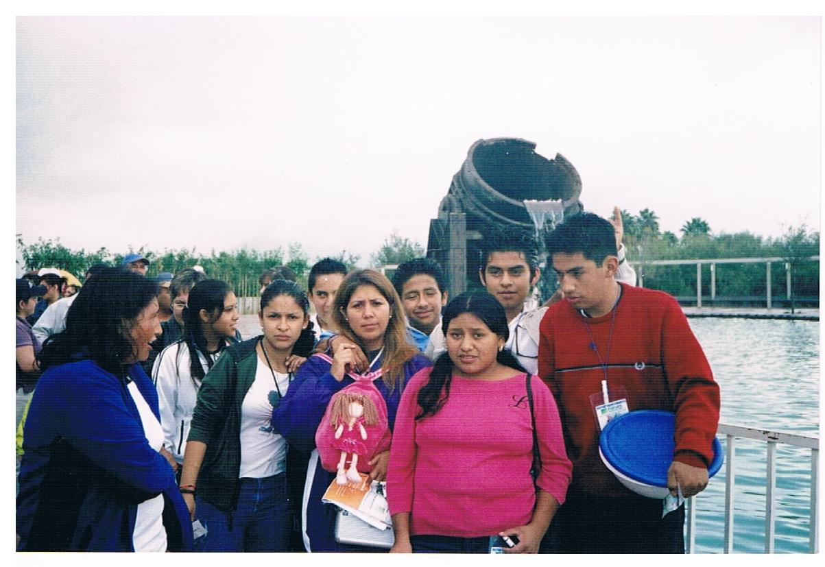 Seminario de derechos humanos, parque Fundidora, Monterrey NL 8