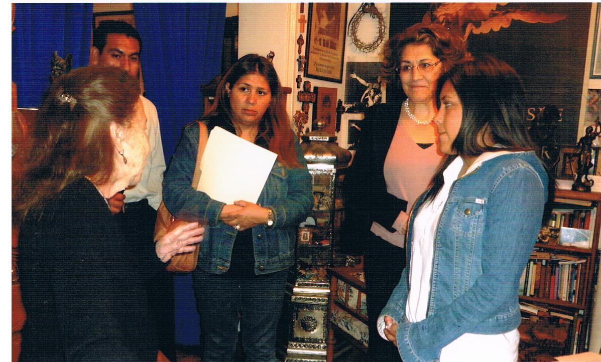 Mujer defensora de los derechos humanos, Rosario Ibarra de Piedra - entrevista 3