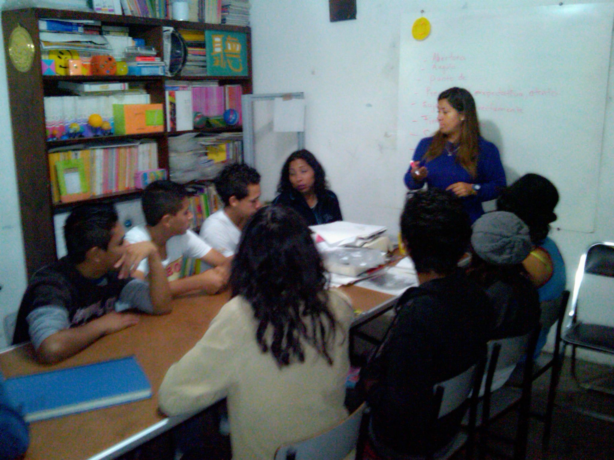 Clases, educación básica 5