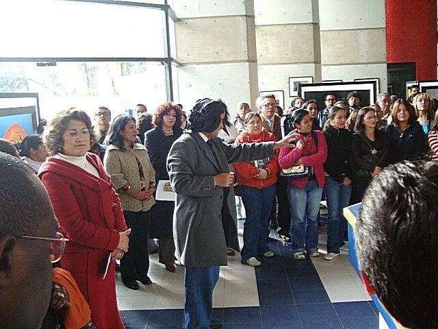 Educación_intercultural,_derechos_de_los_pueblos_africanos,_exposición_pictográfica,_FCPyS-UNAM