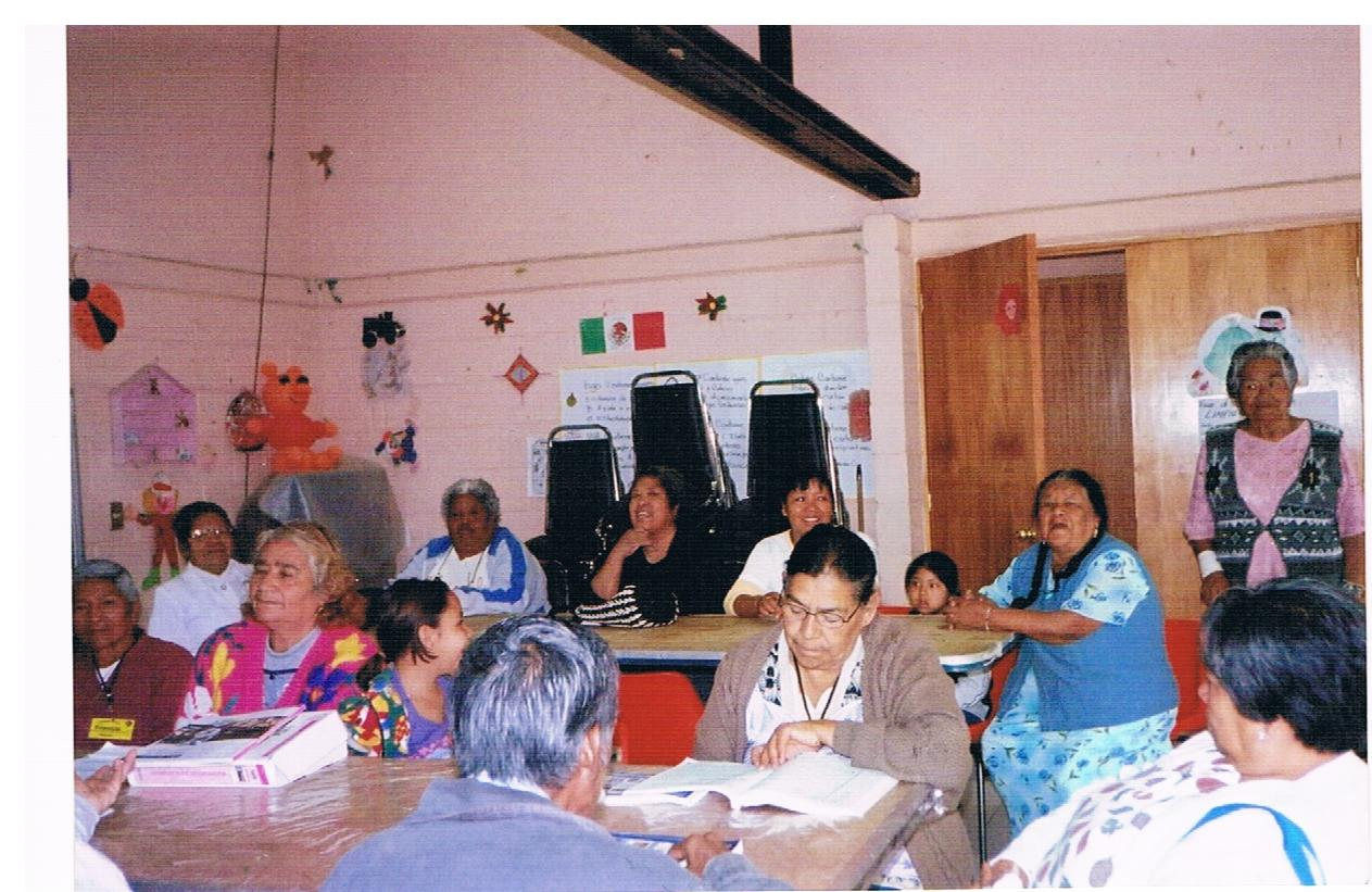 Alfabetización y educación básica 1