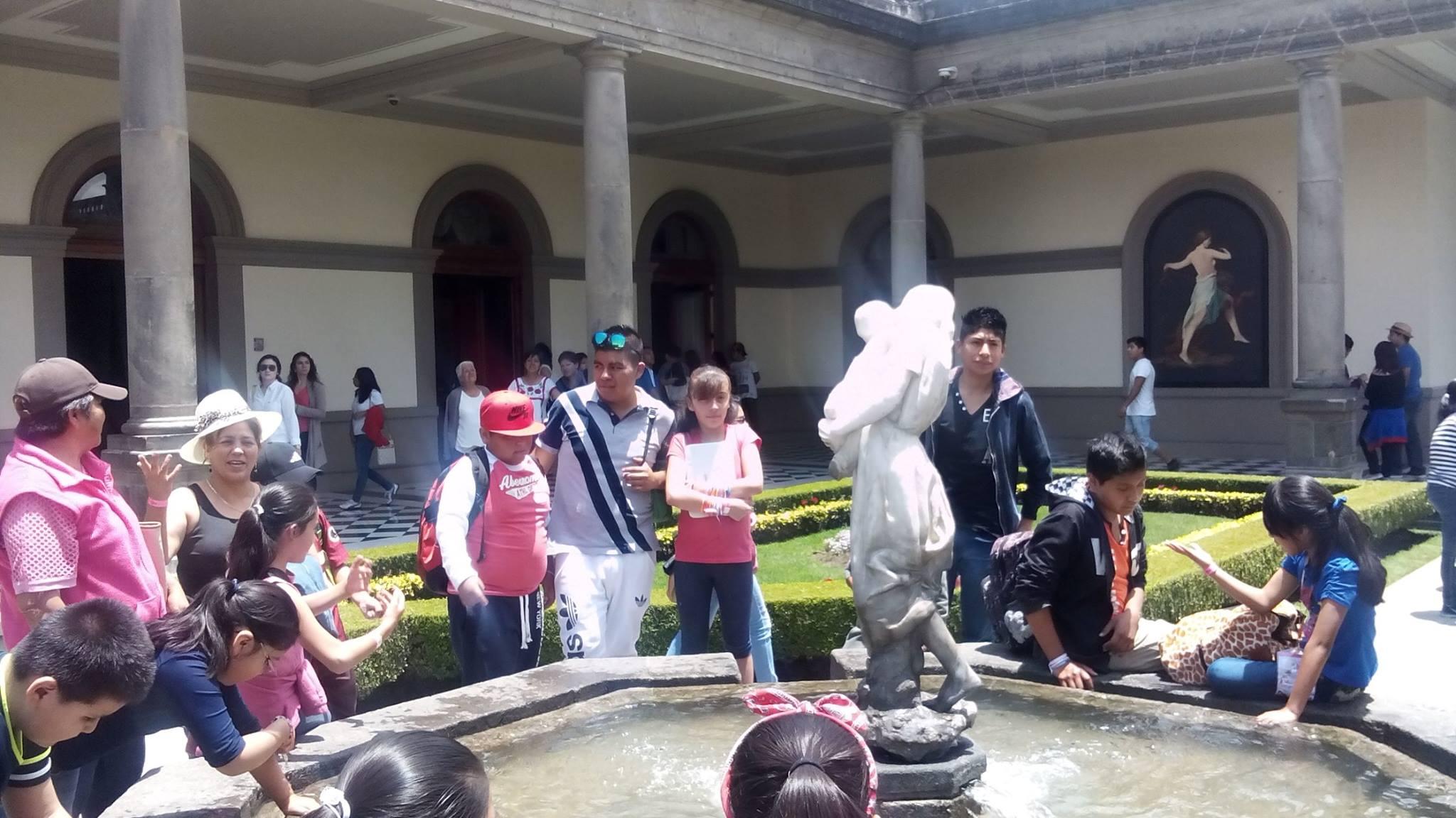 Visita al Castillo de Chapultepec 8