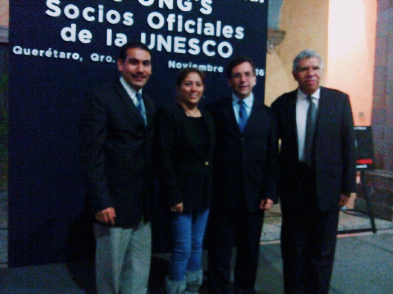 6o_Foro_Internacional_de_las_ONGs_Socios_Oficiales_de_la_UNESCO,_Querétaro,_cena_de_despedida