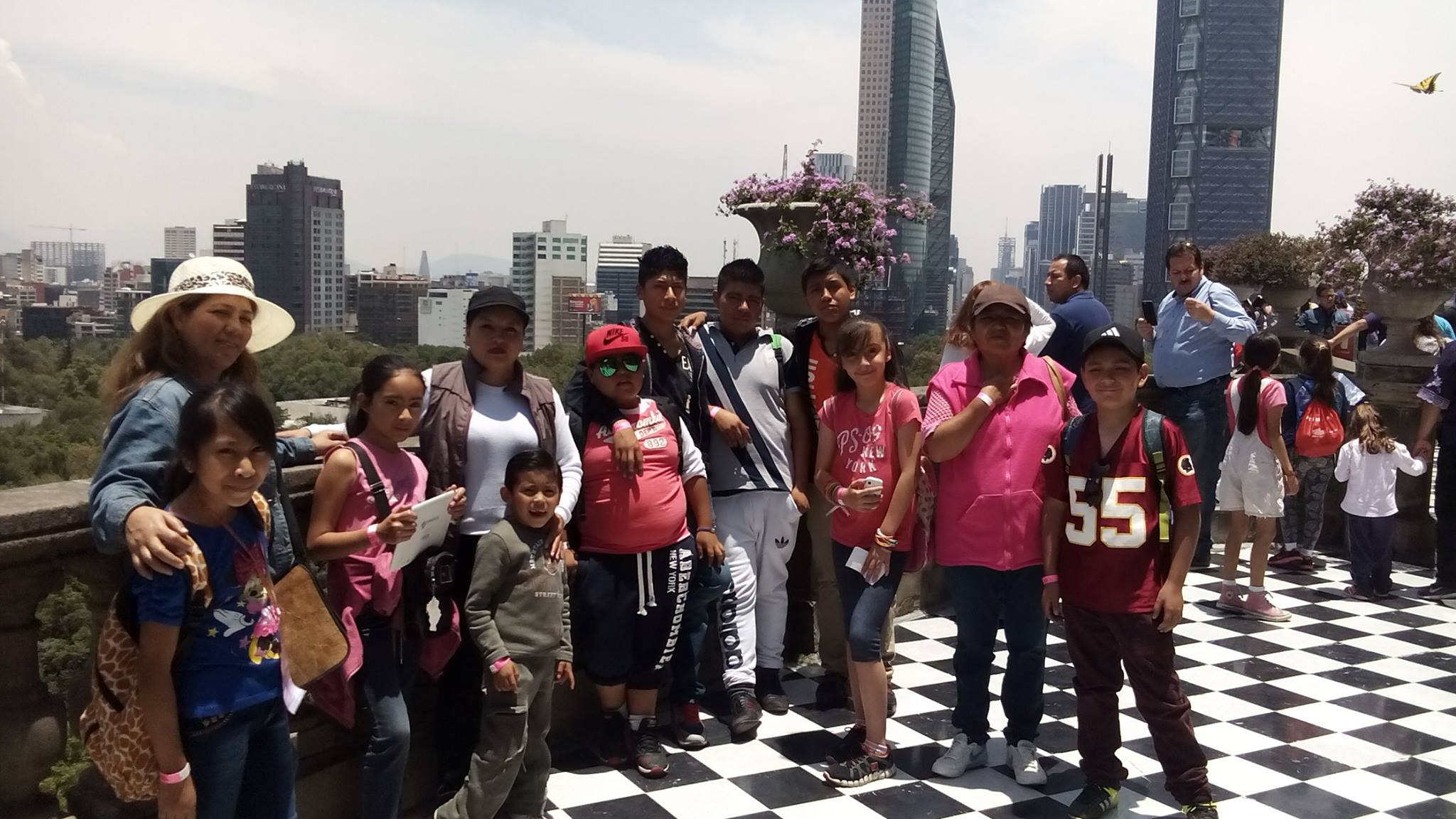 Visita al Castillo de Chapultepec 7