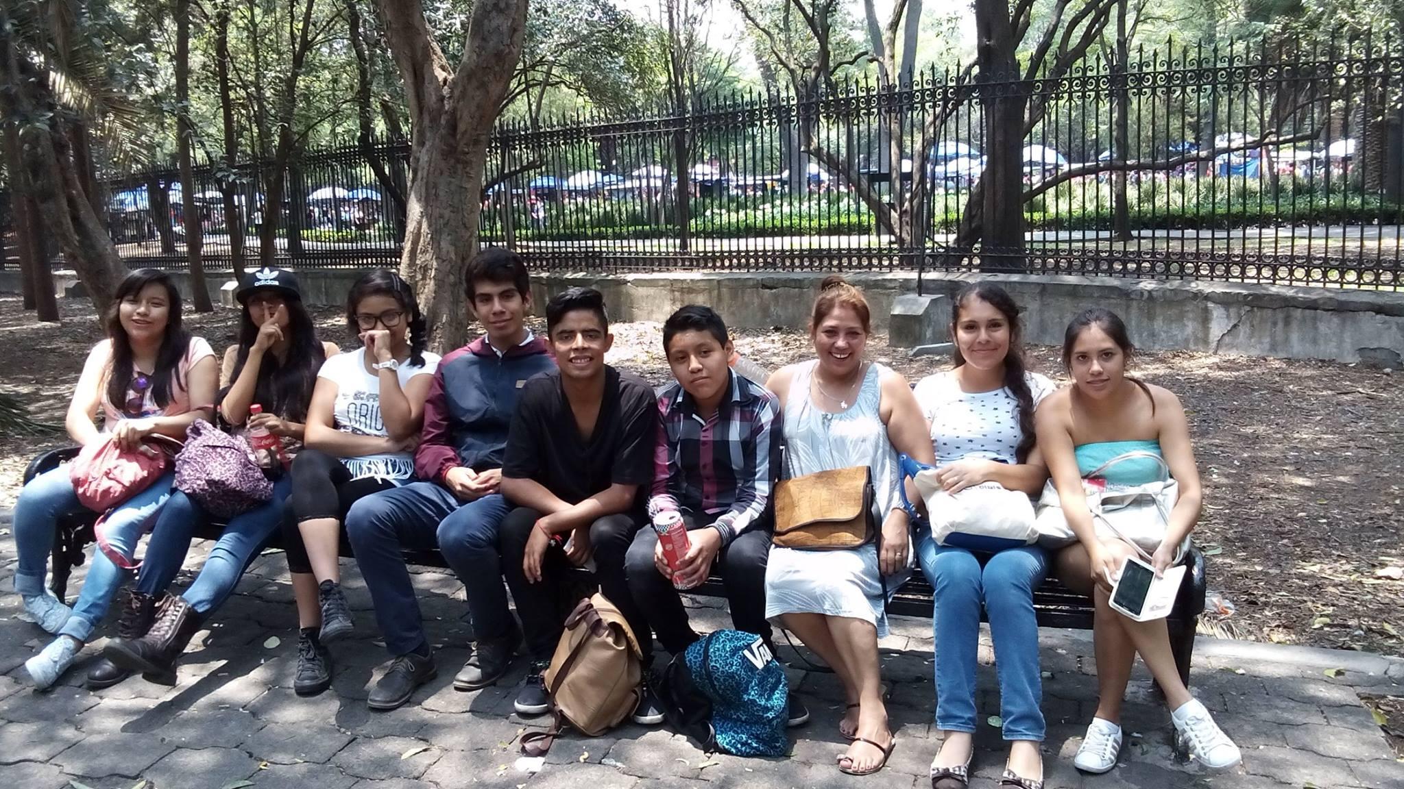 Visita al Castillo de Chapultepec 3