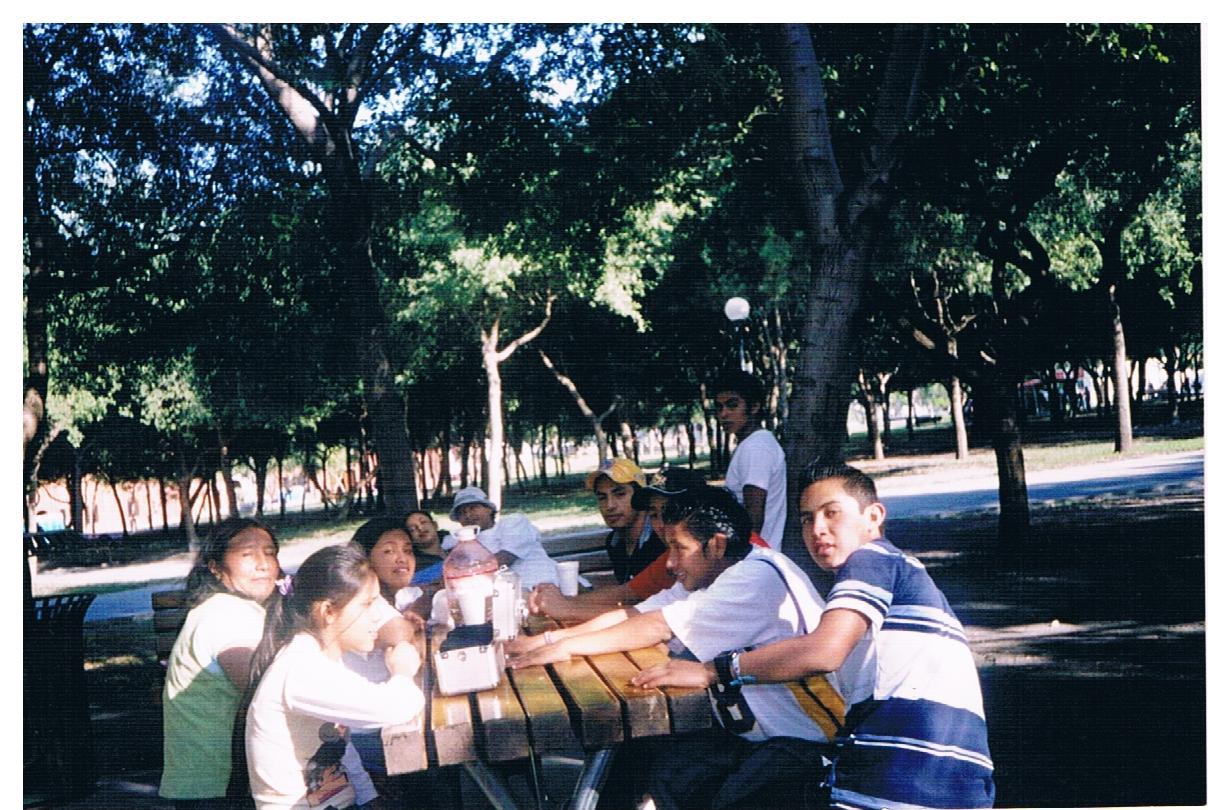 Seminario de derechos humanos, parque Fundidora, Monterrey NL 6