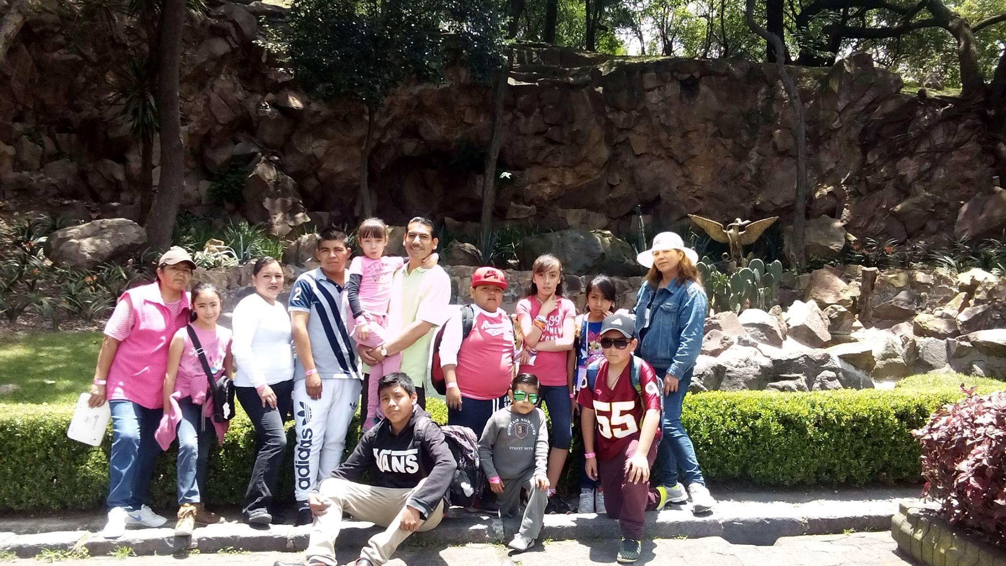 Visita al Castillo de Chapultepec 6