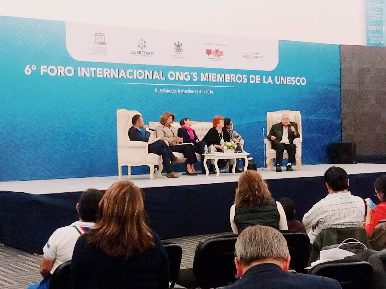 6o_Foro_Internacional_de_las_ONGs_Socios_Oficiales_de_la_UNESCO,_Querétaro_2