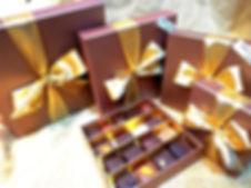 Coffrets Chocolats Avignon