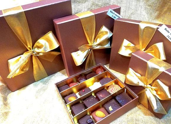 Coffrets de Chocolats à partir de