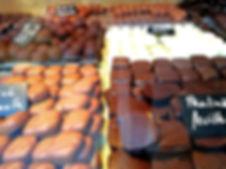 Chocolats Praliné, Ganache Avignn Le Palet Noir