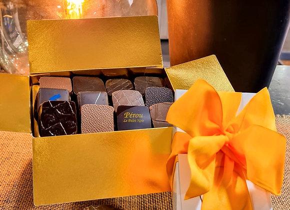 Ballotins de chocolats à partir de