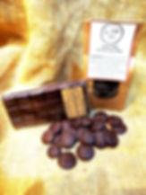 Chocolats Le palet noir avignon