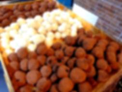 Truffes au Chocolat Le Palet Noir Avignon