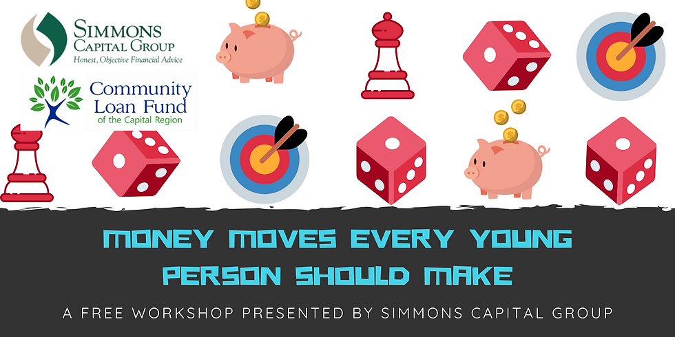 Money Moves Every Young Person Should Make